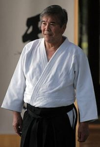 Aikido Sevnica - Kenji Shimizu