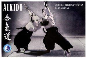aikido sevnica plakat